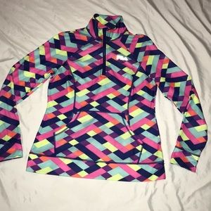FILA Multicolored Sport Performance Jacket